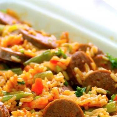 Savory Italian Sausage Rice Recipe | SideChef