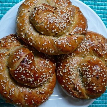 Multigrain Tahini Bread Rolls Recipe   SideChef