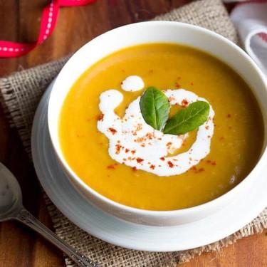 Butternut Squash Slow Cooker Soup Recipe | SideChef