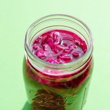Easy Pickled Red Cabbage Recipe | SideChef