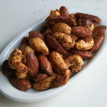 Spiced Nuts Recipe   SideChef